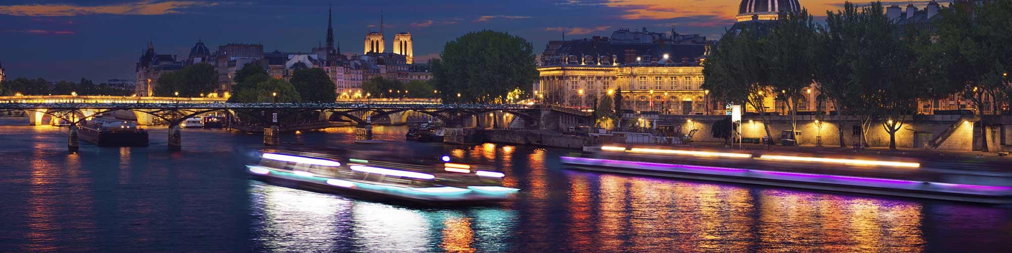 Dîner croisière : quelle est l'offre la plus luxueuse à Paris ?